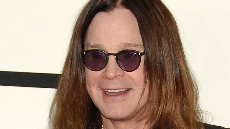Ozzy Osbourne at the Grammys
