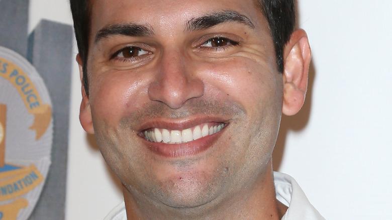 Adrian R'Mante smiling
