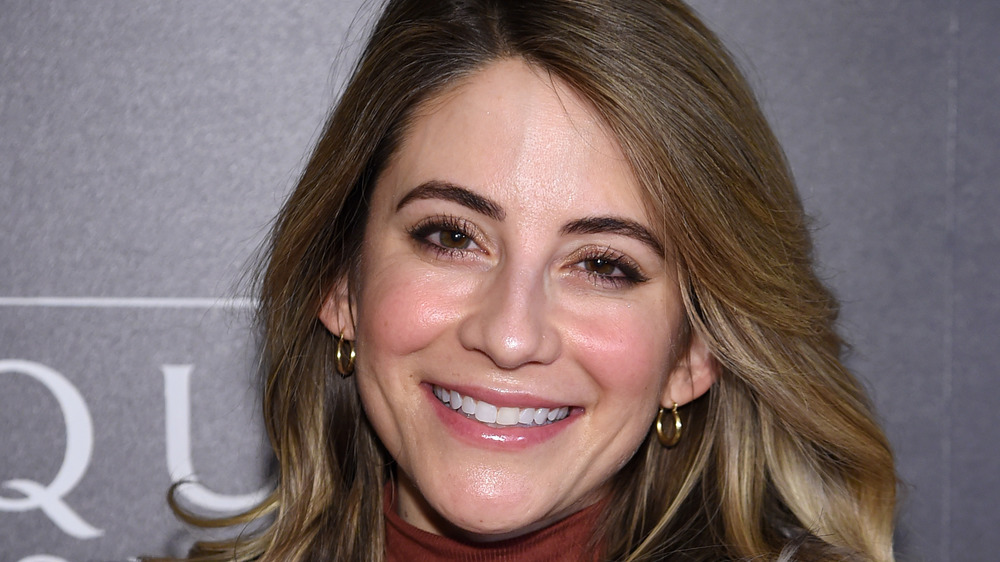 Ashley Spivey smiling
