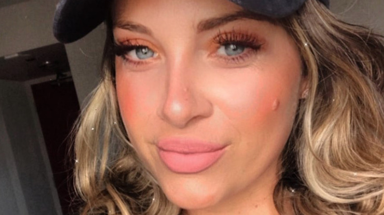 Brittany Baldassari poses for a selfie