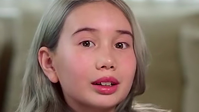 Lil Tay appears on GMA