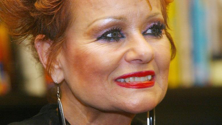 Tammy Faye Bakker in Los Angeles