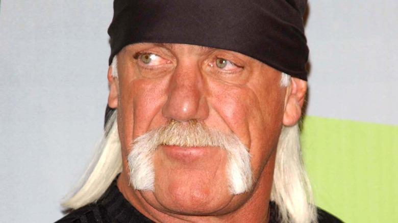 Hulk Hogan movie premiere