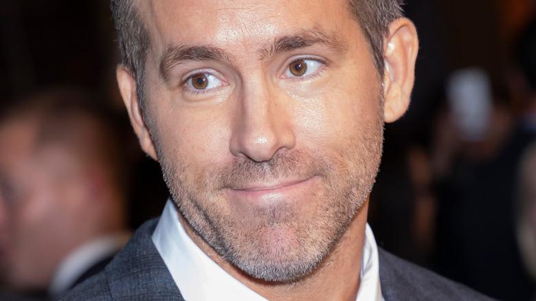 Ryan Reynolds at a premiere