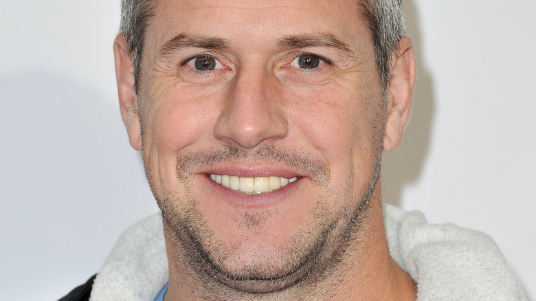 Ant Anstead smiling