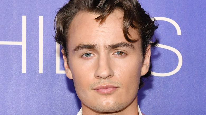 Brandon Thomas Lee at a The Hills event