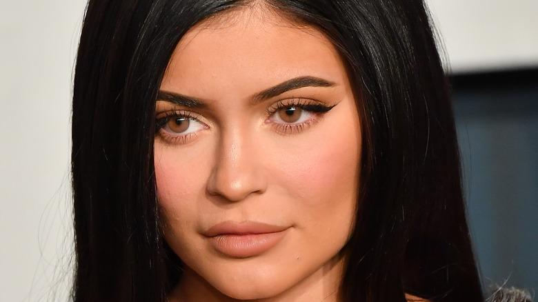 Kylie Jenner at 2020 Vanity Fair Oscar Party