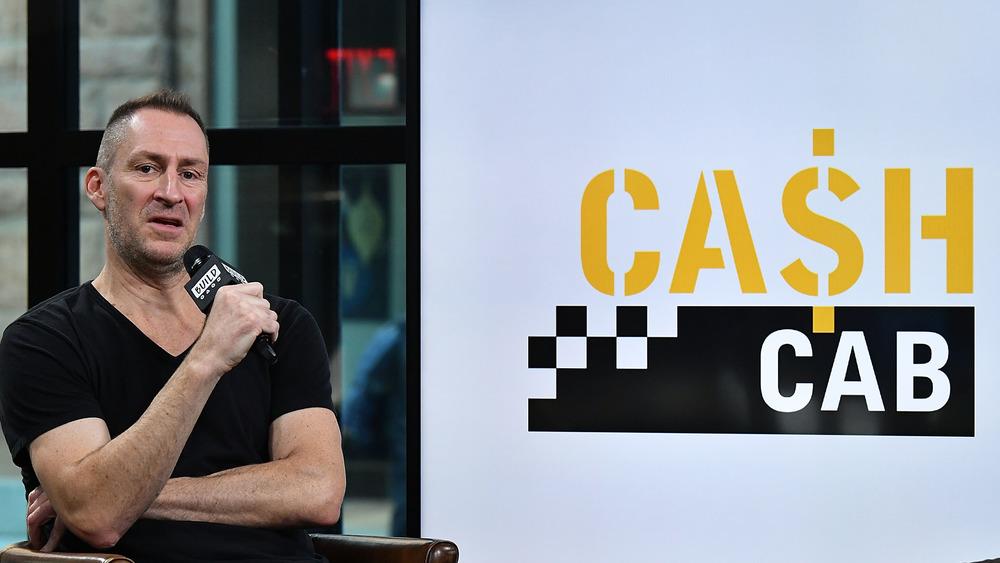 Ben Bailey speaking about Cash Cab