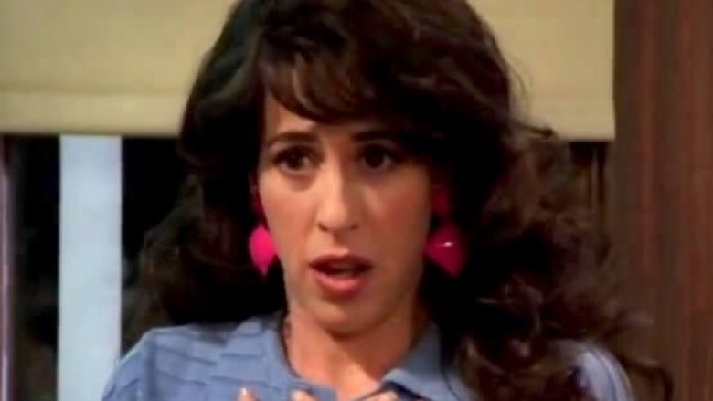 Maggie Wheeler as Janice on Friends