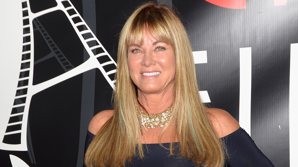 Jeana Keough smiling