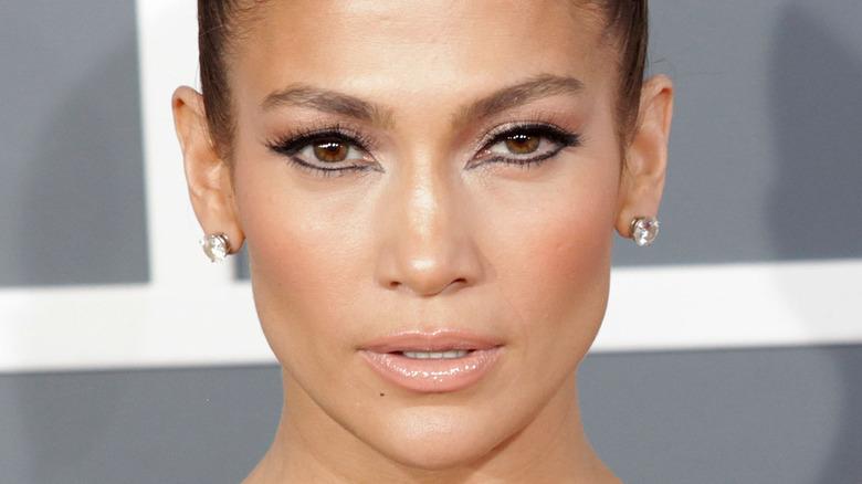 Jennifer Lopez eyeliner