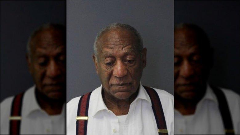 Bill Cosby mugshots