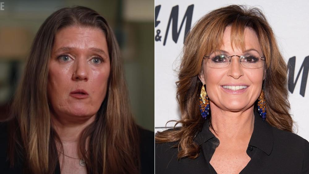 Mary Trump interview and Sarah Palin posing