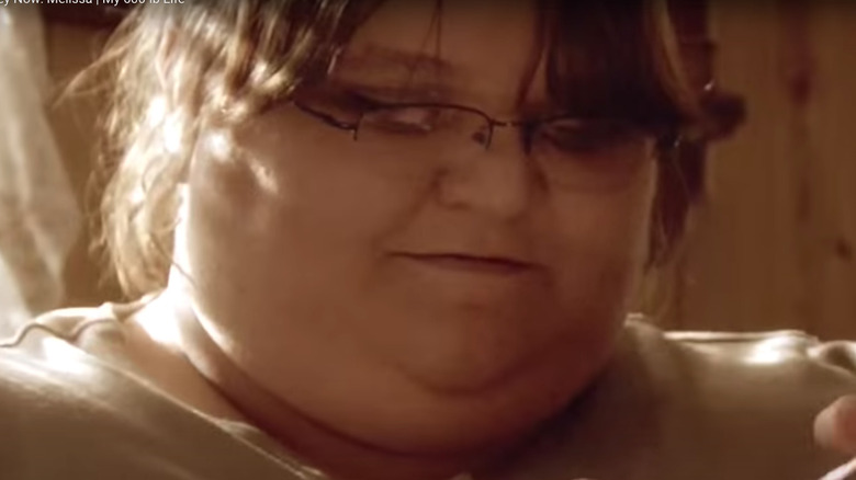 Melissa Morris from My 600-lb Life