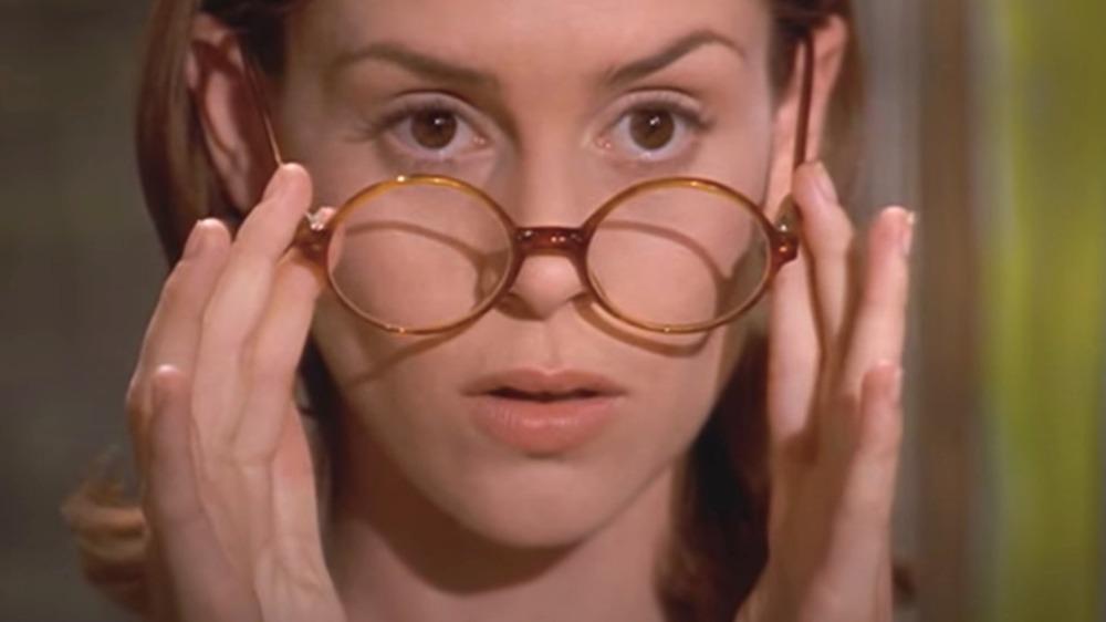 Embeth Davitz as Miss Honey