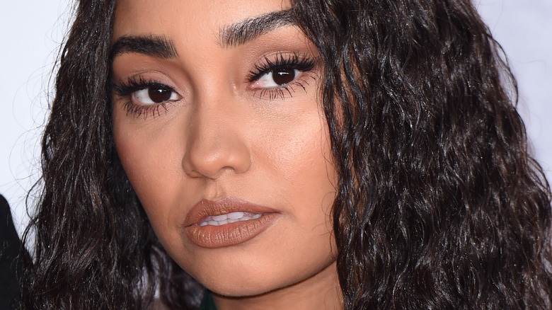 Leigh-Anne Pinnock of Little Mix on the red carpet