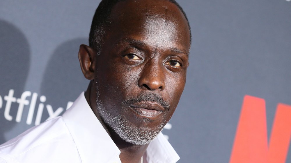 Michael K. Williams, who played Omar Little on The Wire
