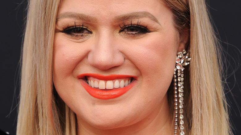 Kelly Clarkson in 2018