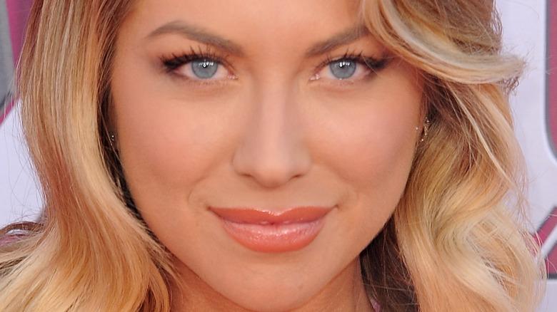 Stassi Schroeder blue eyes