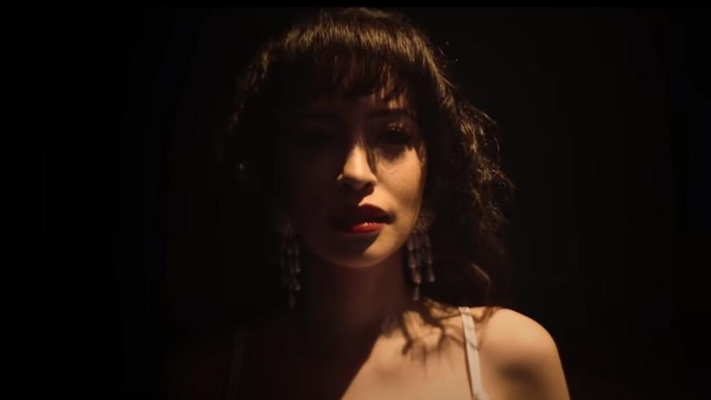 Selena depicted in Selena: The Series