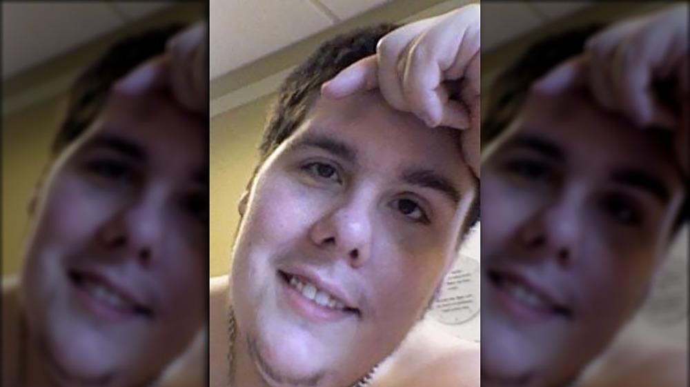 Steven Assanti smiling for selfie