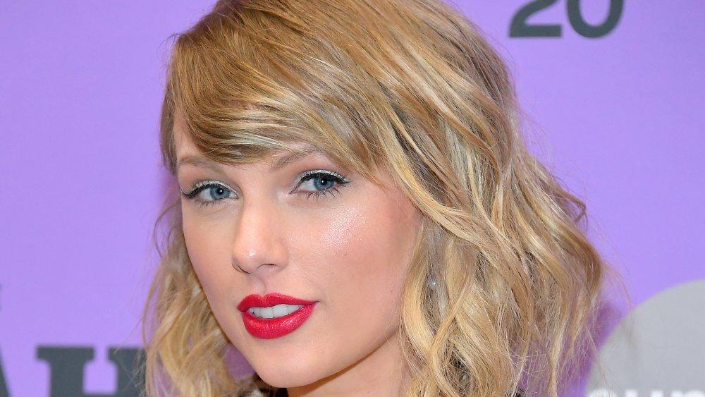 "Taylor Swift attends the 2020 Sundance Film Festival - ""Miss Americana"" Premiere at Eccles Center Theatre"