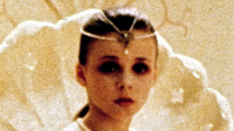Tami Stronach as Childlike Empress in The NeverEnding Story