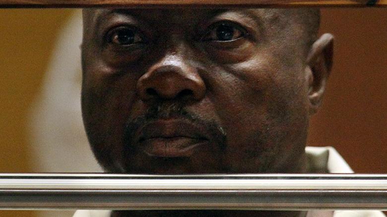 Lonnie David Franklin at arraignment
