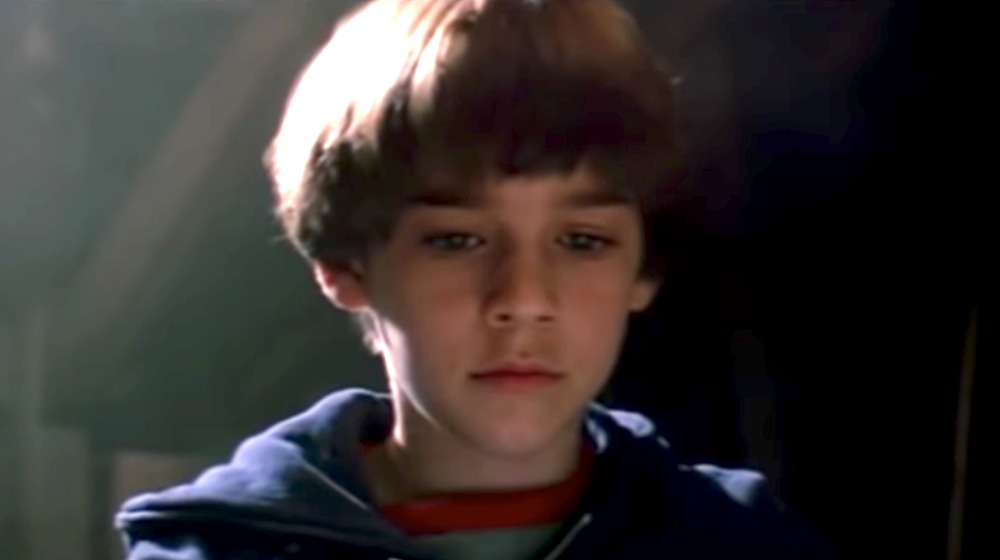 Barret Oliver as Bastian Bux in The NeverEnding Story