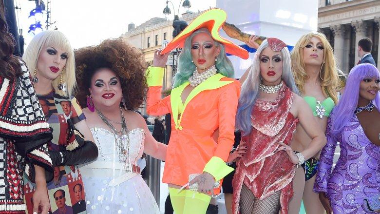 RuPaul's Drag Race All Stars contestants