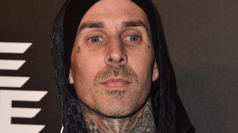 Blink-182 drummer Travis Barker