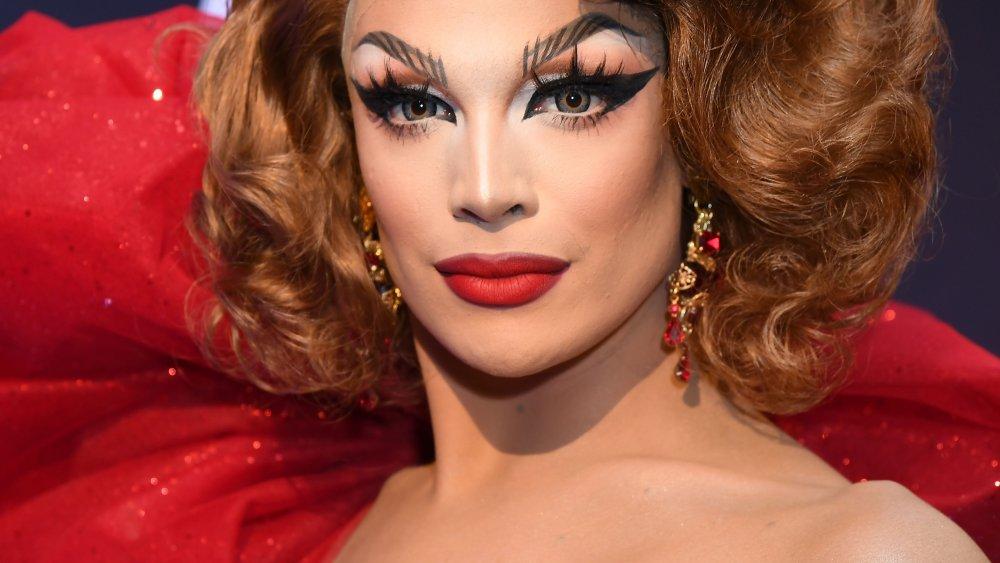 Valentina RuPaul's Drag Race red carpet