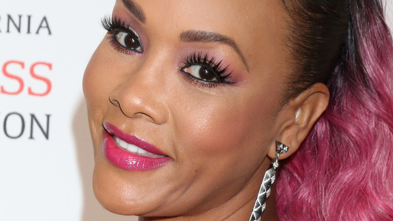 Vivica A. Fox on the red carpet
