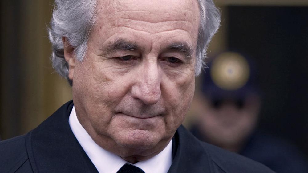 Bernie Madoff, thinking