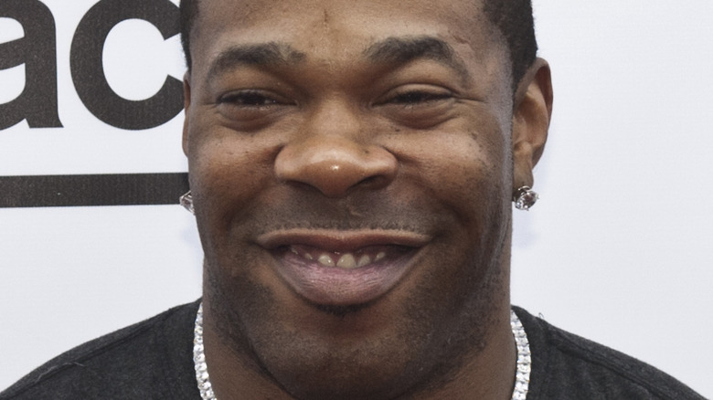 Busta Rhymes at an event