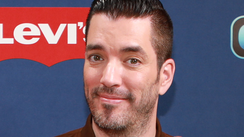 One of the Property Brothers poses in 2019
