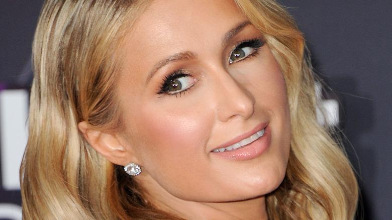 Paris Hilton at event