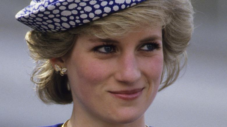 Princess Diana, Canada, 1986
