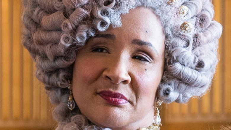 Bridgerton's Golda Rosheuvel as Queen Charlotte
