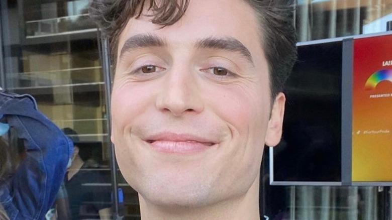 Benny Drama smiling