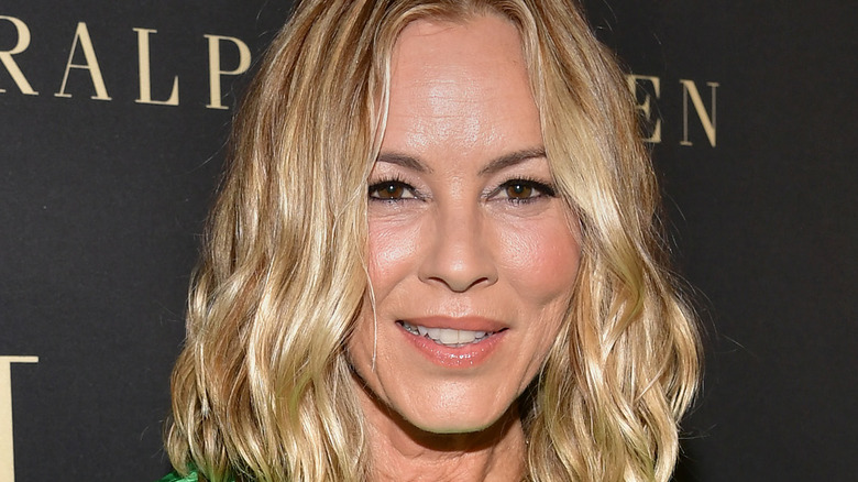 Maria Bello attends ELLE's 26th Annual Women In Hollywood in 2019