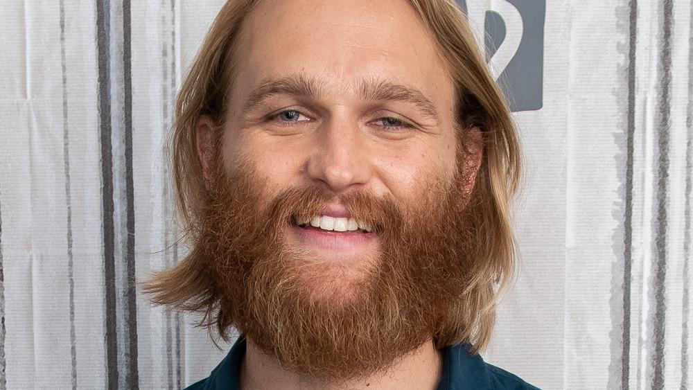 Wyatt Russell, Build Series red carpet