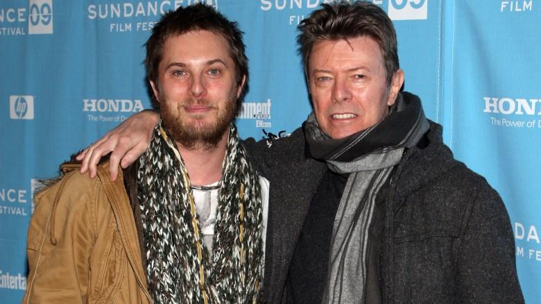 Duncan Jones David Bowie