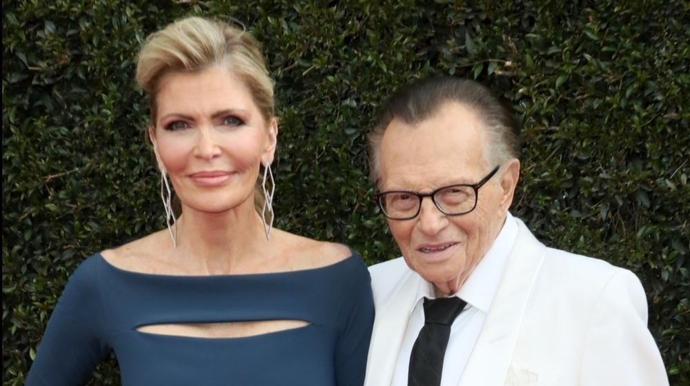 Larry King and ex-wife Shawn Southwick King