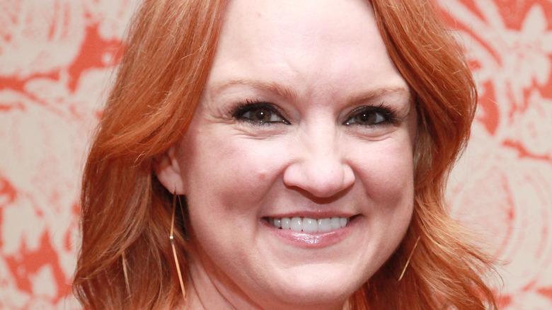 Ree Drummond smiles