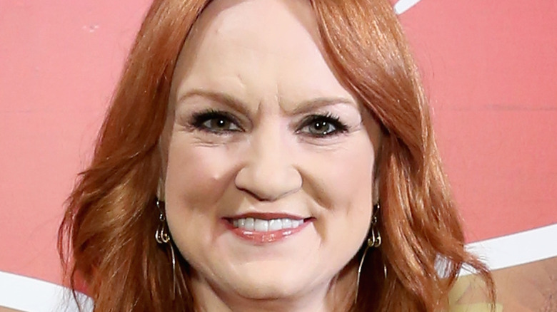 Ree Drummond at a Pioneer Woman event