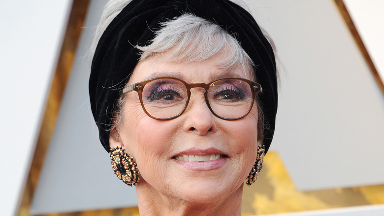 Rita Moreno smiling