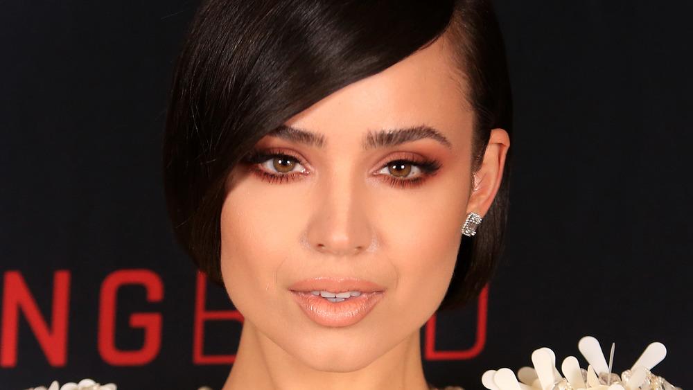 Sofia Carson closeup
