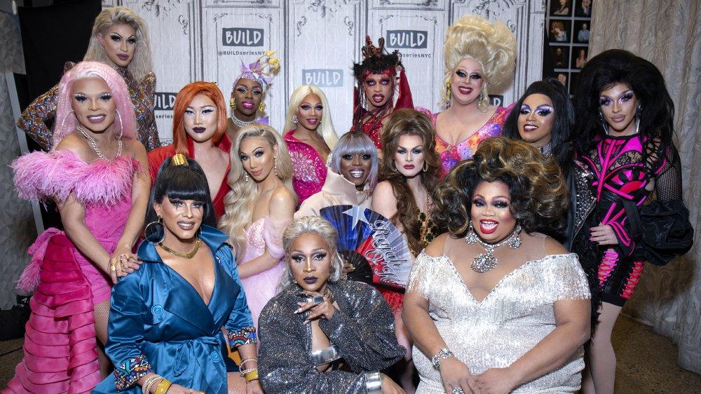 RuPaul's Drag Race contestants