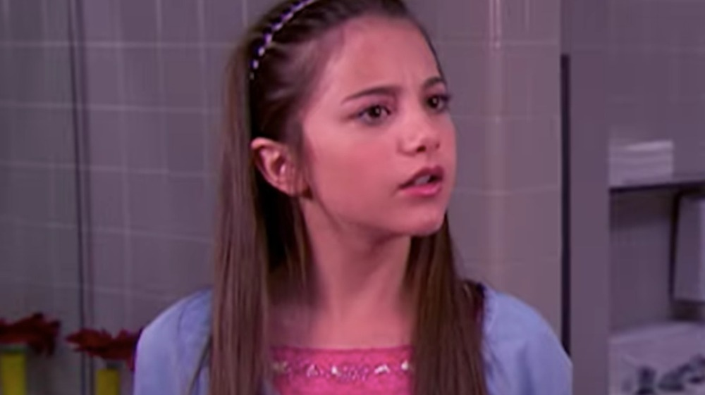 Alexa Nikolas as Nicole Bristow in Zoey 101